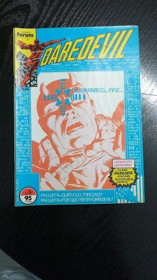 Daredevil volumen 1 número 5 forum.