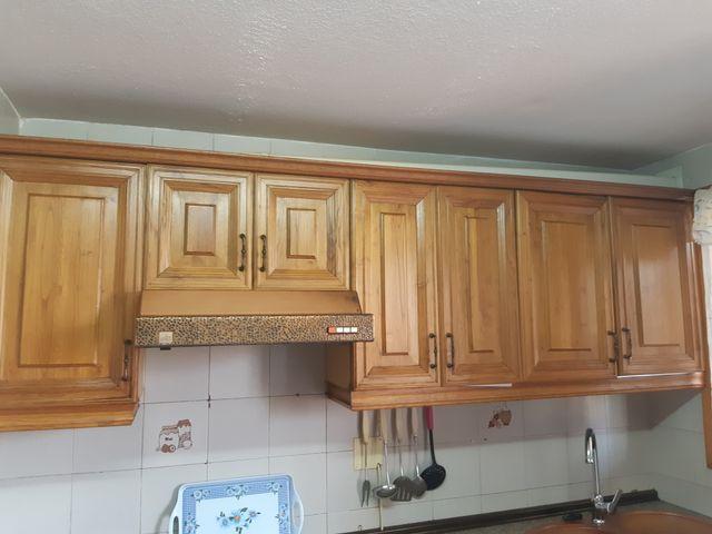 Mueble cocina de segunda mano por 180 € en Madrid en WALLAPOP
