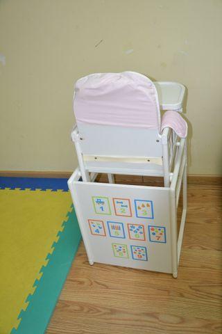 Trona de bebé