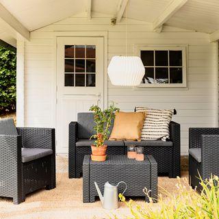 Muebles de Jardín sillón sillas mesa sofá terraza