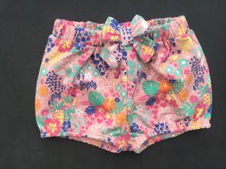 Pantalón corto bebé