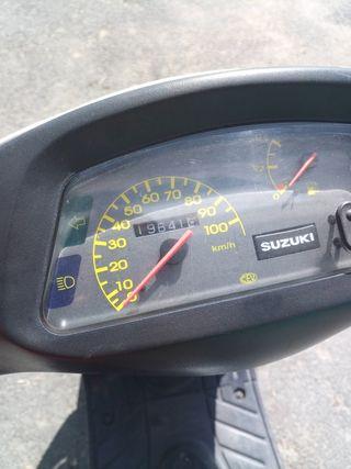 Suzuki adress 50