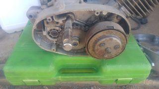 motor de montesa cota25