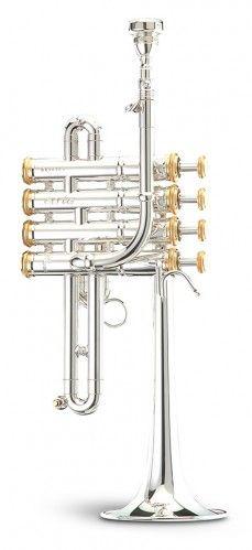 Trompeta Piccolo Sib/La Stomvi Elite NUEVA