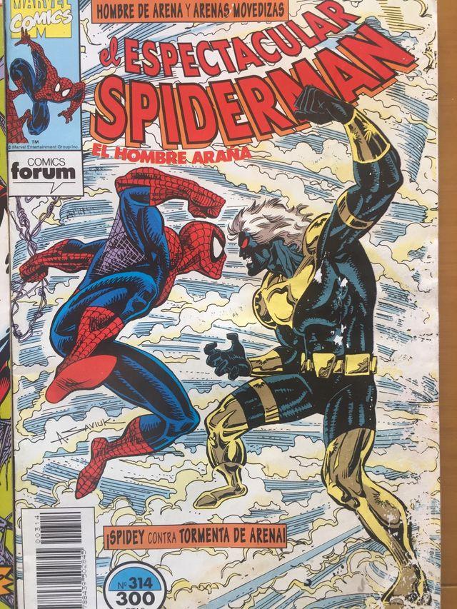 Spiderman v 1 forum. 287, 288, 290, 291 y 314