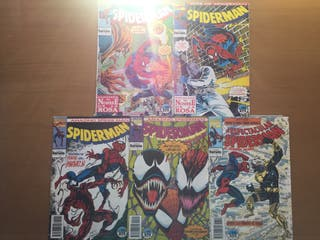Spiderman v 1 forum. 287, 288, 290, 291 y 314