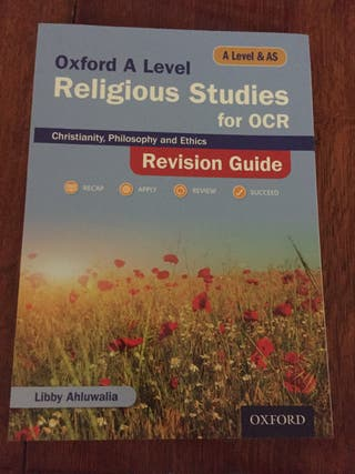 Oxford A Level Religious Studies For OCR