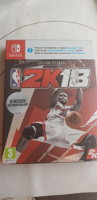 NBA 2K18 edición leyenda Shaquille O'Neal