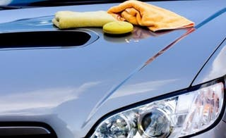 limpiadora de coche y motos