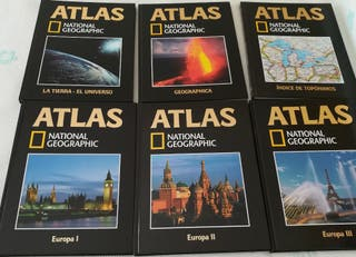 Atlas National Geographic 2004