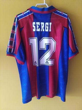 Camiseta F.C Barcelona