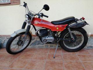 Moto Montesa 247