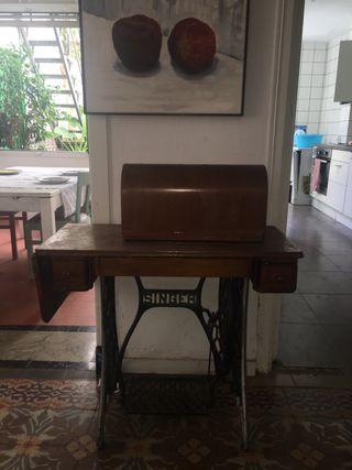 Màquina coser Singer