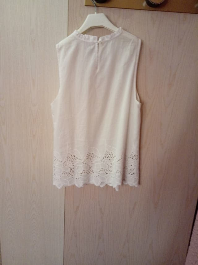 "TOP CROCHET ""ZARA"" S"