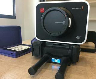 Blackmagic production caméra