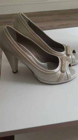 f6aa3dae Zapatos Rosa Clará de segunda mano en WALLAPOP