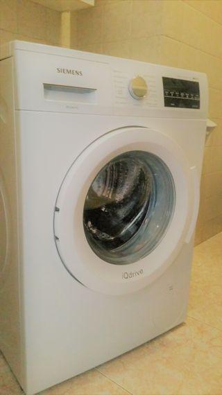 Lavadora Siemnens IQdrive