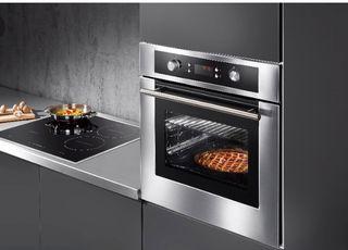 Montaje de hornos , cocinas , encimera