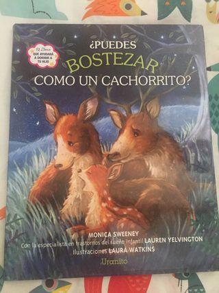 Libro para ayudar a dormir niños