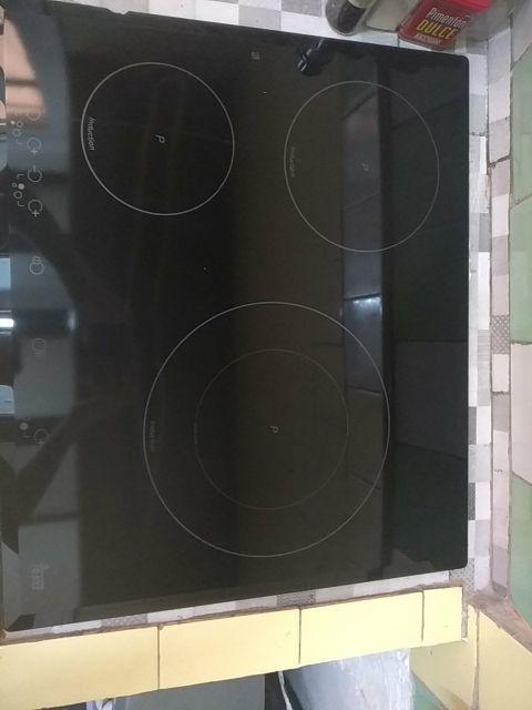 placa vitro induccion iTeka
