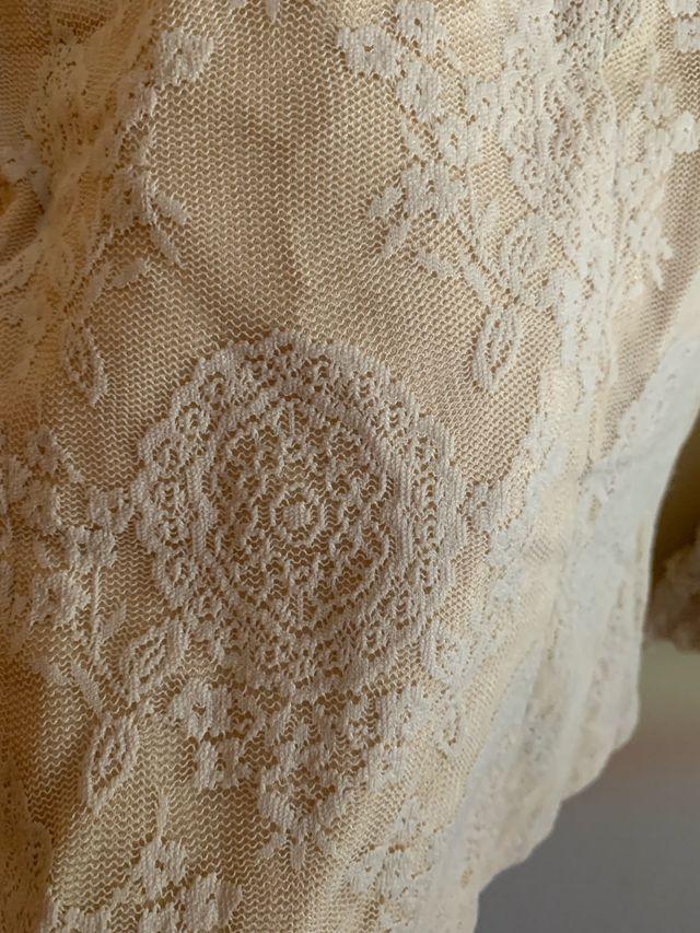 Blusa de flamenca