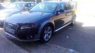 Audi A4 Allroad 2011