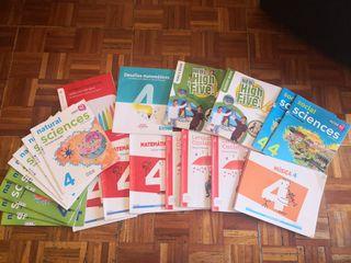 libros de 4 primaria anaya