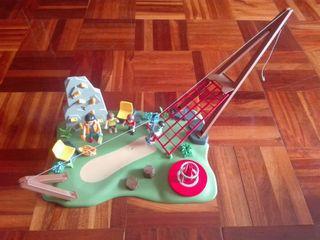 PLAYMOBIL Superset parque infantil.