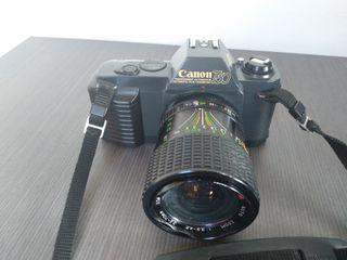 Cámara fotográfica analógica Canon T50
