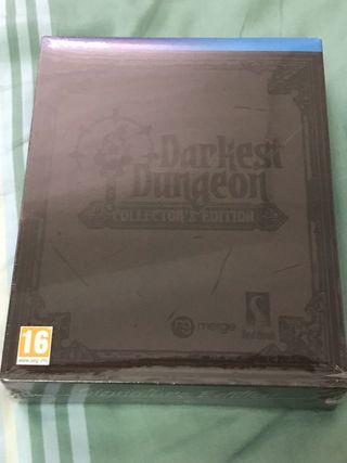 Darkest dungeon edición coleccionista psvita
