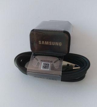 Samsung S8_S9_S10_Cargador rápido original