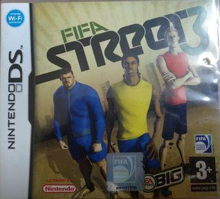 FIFA Street 3 Nintendo DS