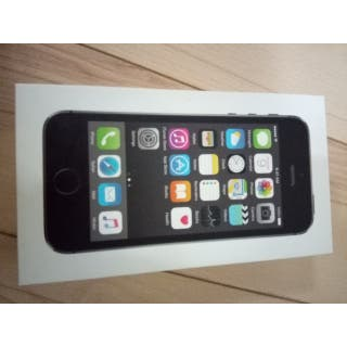 Apple iPhone 5S Gris Espacial 16GB Smartphone