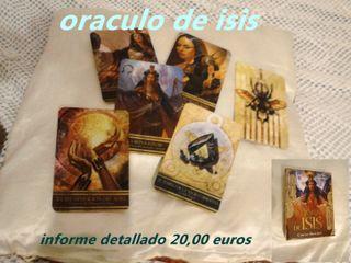 informe oráculo isis
