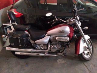 Moto Hyosung Aquila 250 cc