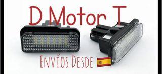 Led matricula Mercedes Benz W203 W211 W219 R171