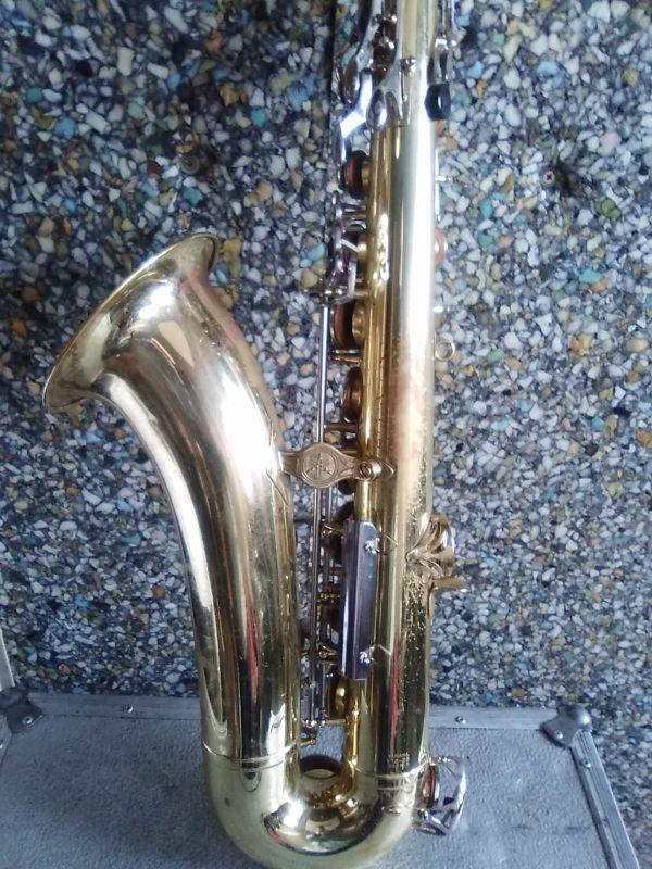 Saxofón Tenor Yamaha