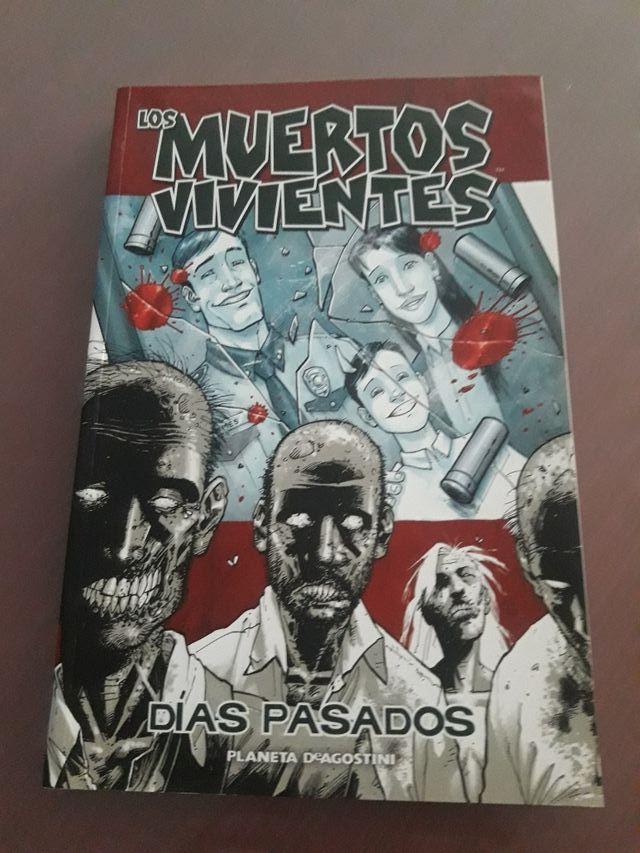 """N° 1 """"Los Muertos Vivientes"""" ¡¡NUEVO!!"""