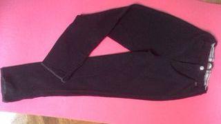 Pantalon negro hipica