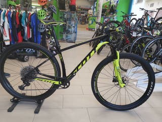SCOTT SCALE 900RC WORLD CUP TALLA M