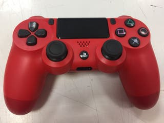 MANDO PLAYSTATION 4 V2 ROJO