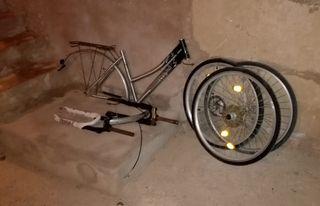 Piezas de bici