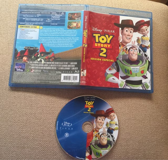 Toy story 2 edicion especial Bluray