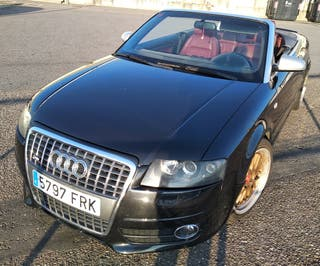 Audi Cabriolet 2003