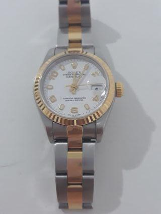 1db9b0959182 Reloj Rolex mujer de segunda mano en WALLAPOP