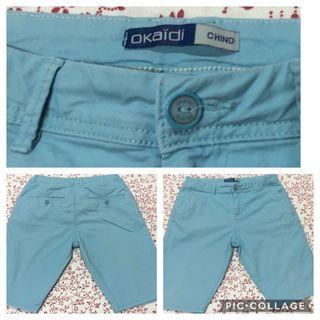 Pantalón corto OKAÏDI 14 años