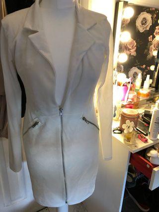 PrettyLittleThing blazer dress