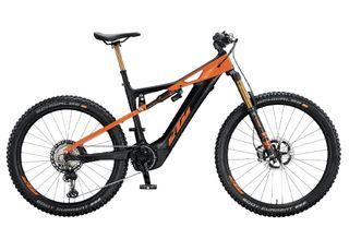 Ktm e bike bici eléctrica macina Kapoho 17