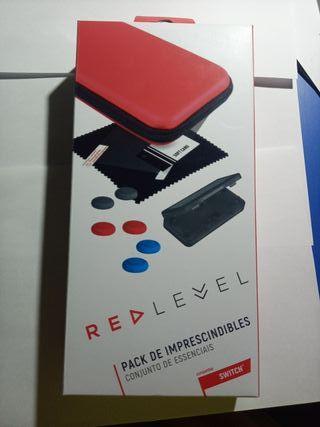 Pack de imprescindibles para Nintendo Switch