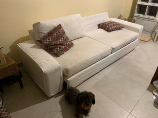 Vendo sofá kivik muy barato